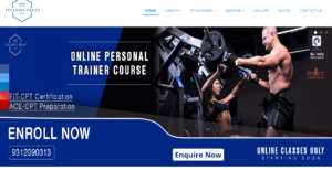 Fit India Trust Fitness Courses