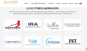 Gayo Fitness Trainer Course