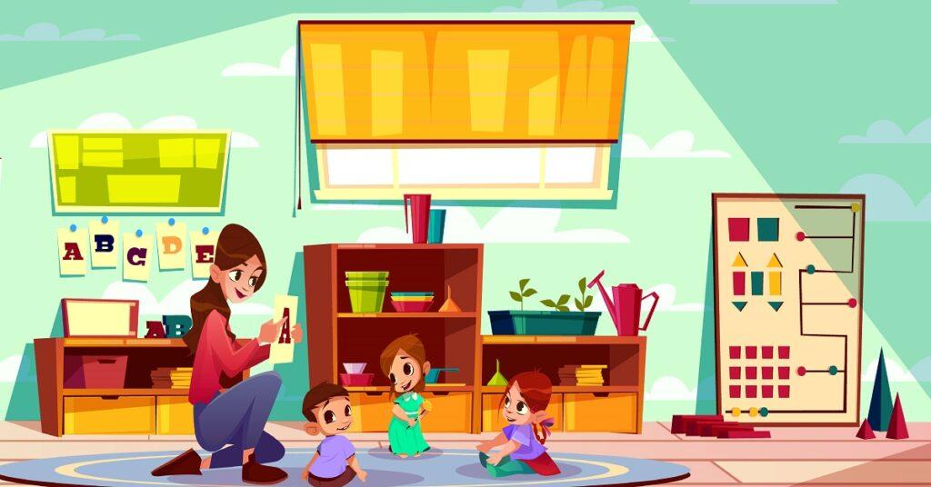 Montessori Teacher Training Courses in India