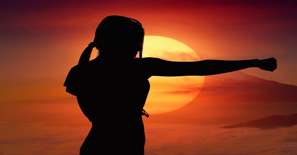 Self Defence Courses in India