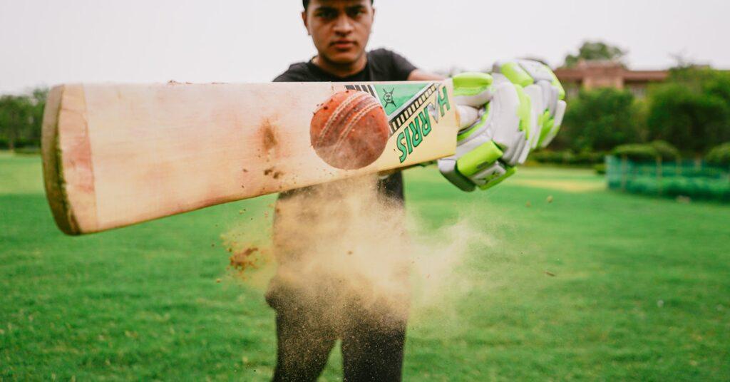 cricket training in india